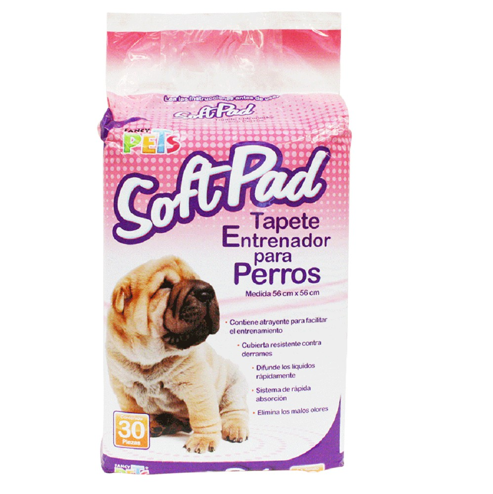 Tapete Entrenador Fancy Pets Soft Pad