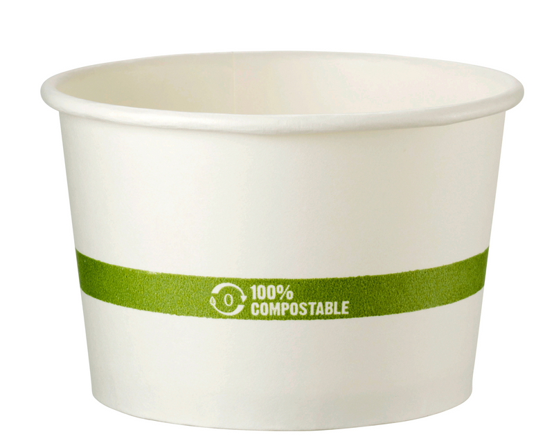 Bowls 16 oz Paper Bowl, White