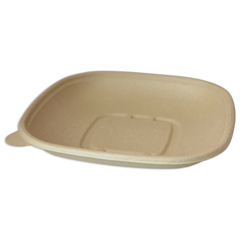 Bowls 24 oz Fiber Square Bowl