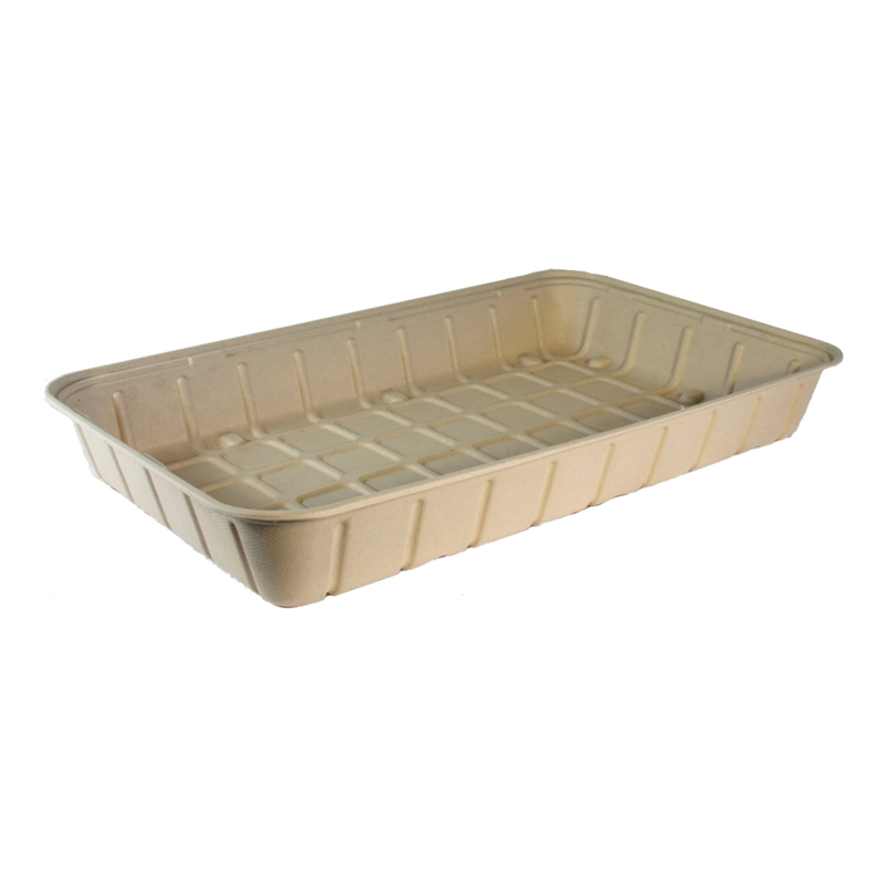 Take Out Containers: Full Size (280 oz) Fiber Catering Pan