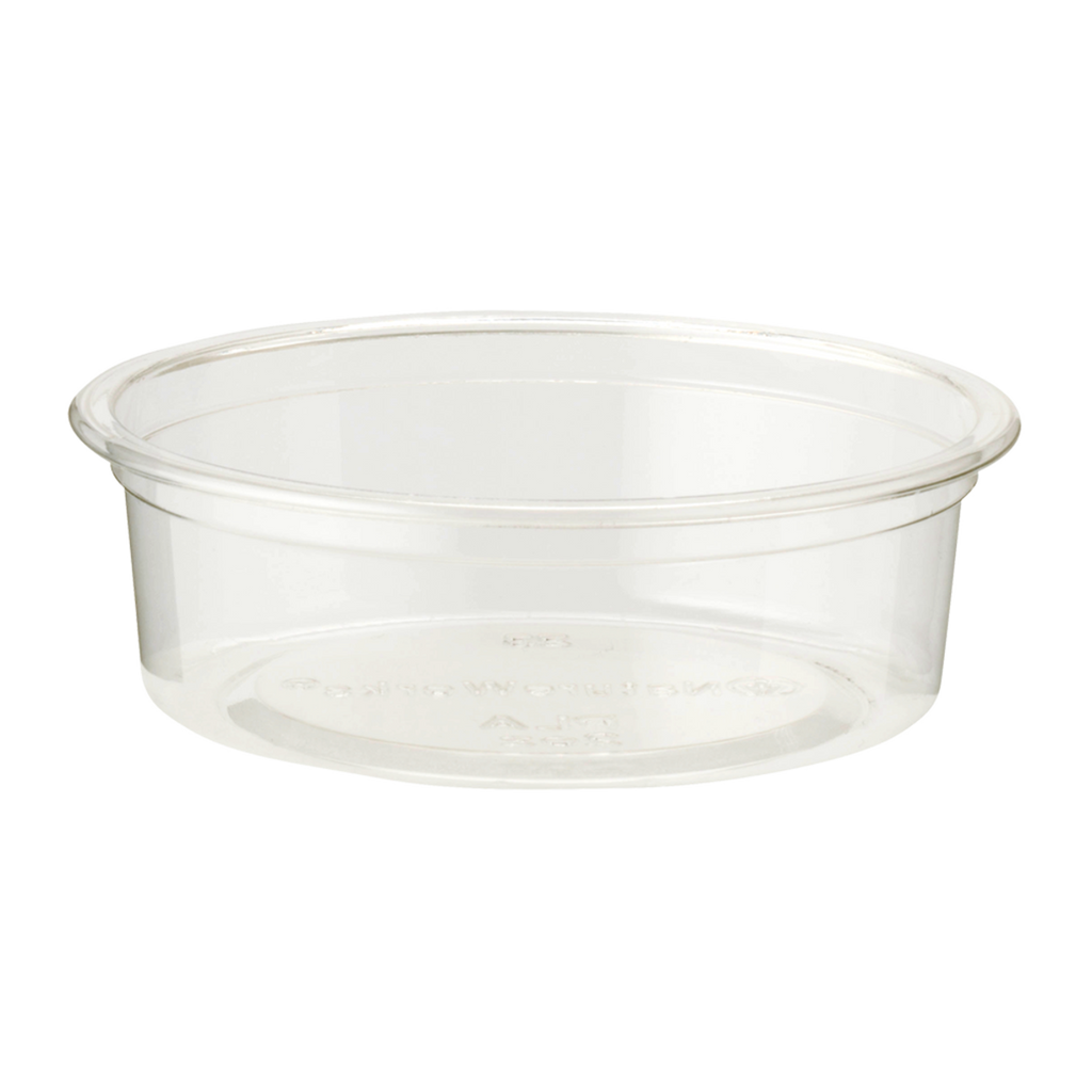 Cups 2 oz Portion Cup, Flat, Clear