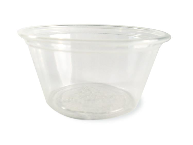 Cups 2 oz Portion Cup, Clear