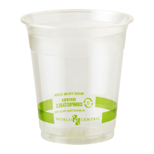 Cups 7 oz Cold Cup, Clear