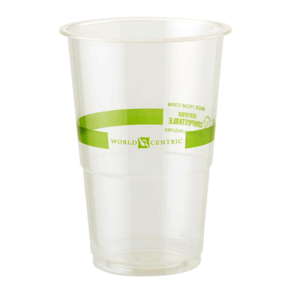 Cups 9 oz Cold Cup, Clear