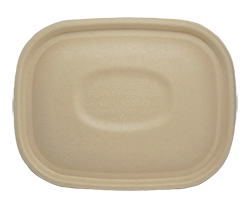 Take Out LID Fiber - 20-48 oz Fiber Boxes
