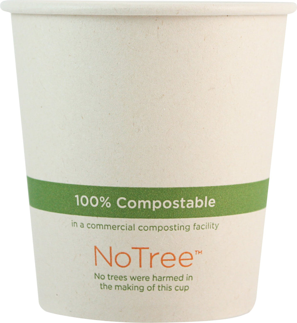 Cups 10 oz NoTree Paper Cup