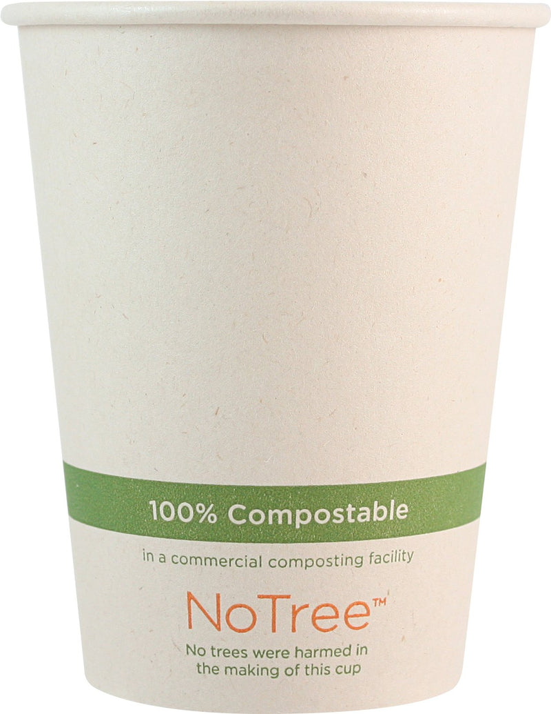 Cups 12 oz NoTree Paper Cup