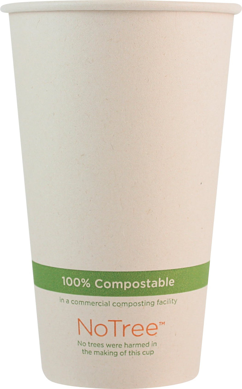 Cups 16 oz NoTree Paper Cup