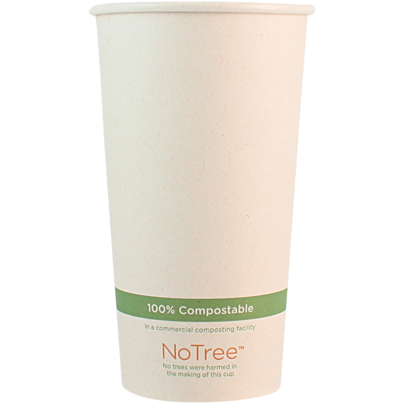 Cups 20 oz NoTree Paper Cup