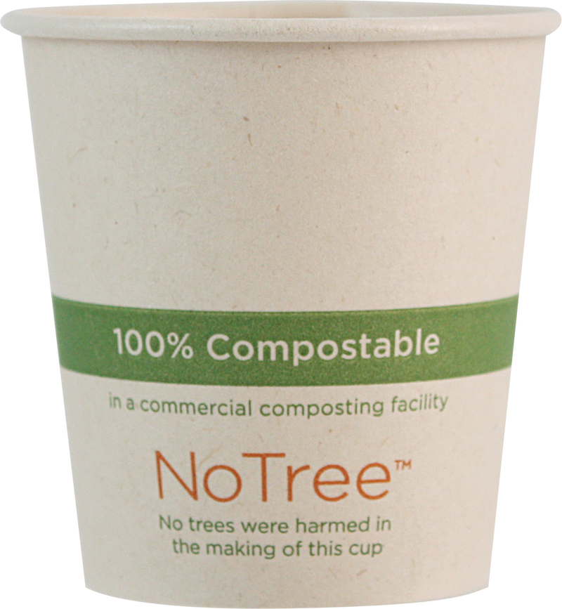 Cups 4 oz NoTree Paper Cup