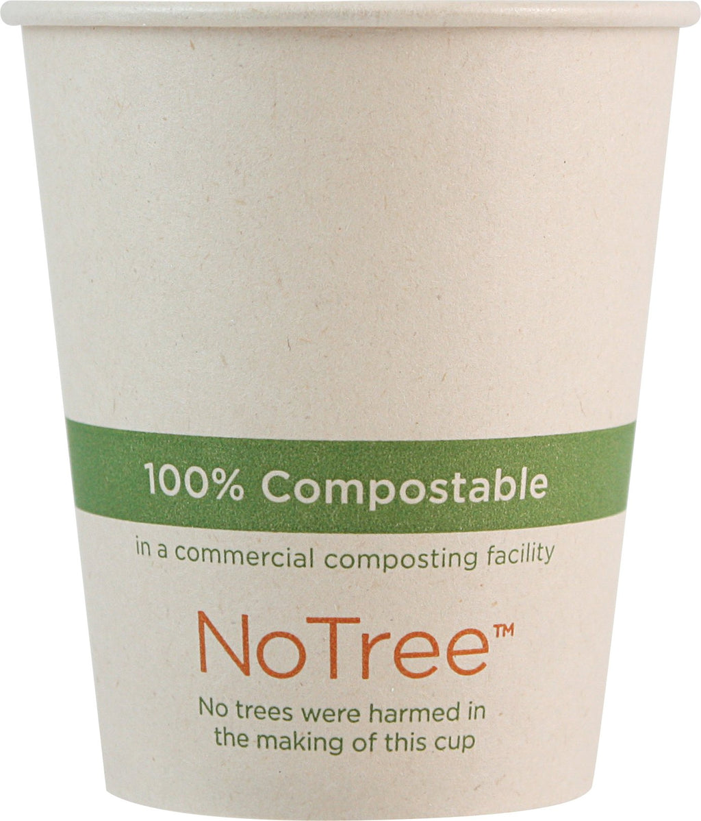Cups 6 oz NoTree Paper Cup