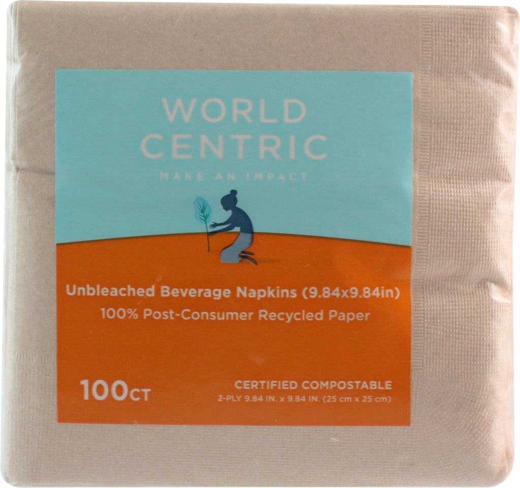 "Accessories 9x9"" - Beverage Napkins (2-ply)"