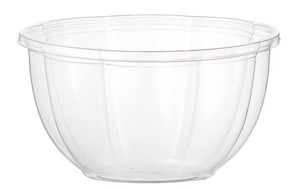 Bowls 16 oz Salad Bowl, Clear