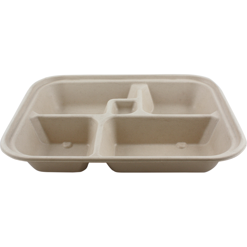 Take Out Bento Box - 5 Compt