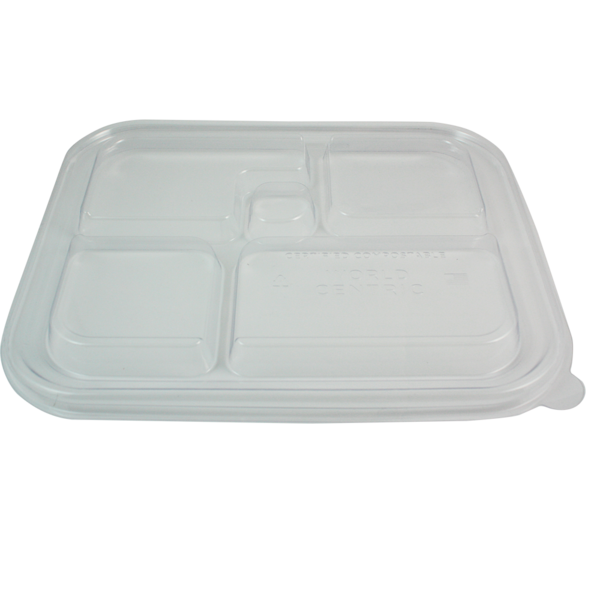 Take Out Lid PLA - Bento Box