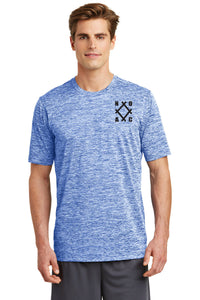 NOAC - PosiCharge® Electric Heather Tee