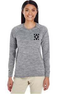 Ladies' Electrify 2.0 Long-Sleeve T-Shirt (Holloway 222724)