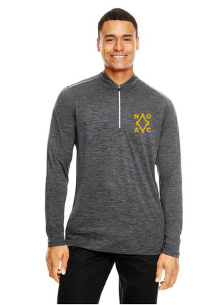 Men's Kinetic Performance Quarter-Zip (CE401)