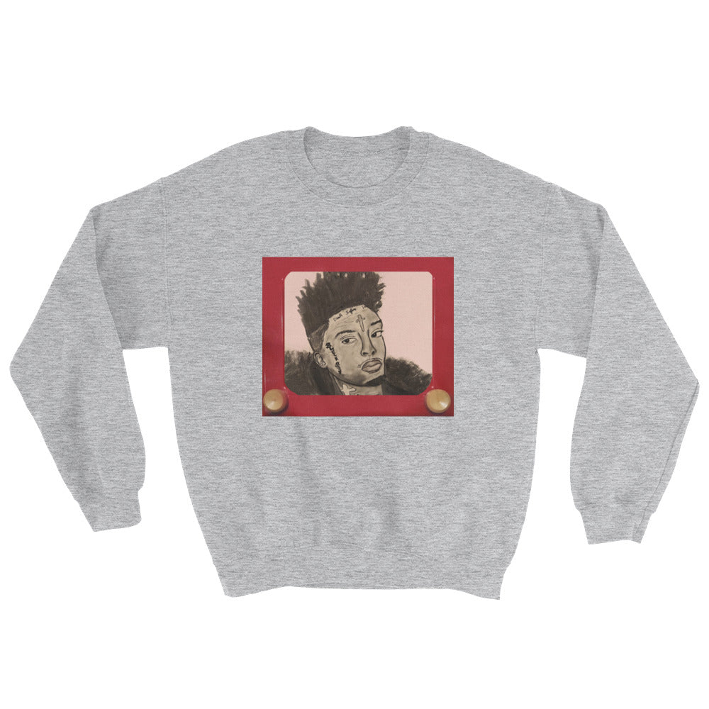 21 Savage Crewneck