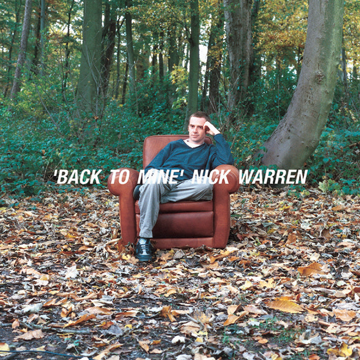 Back to Mine - Nick Warren  (CD)