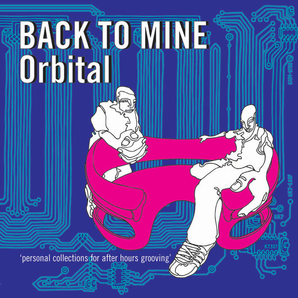 Back to Mine - Orbital