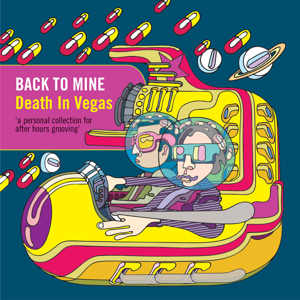 Back to Mine - Death in Vegas