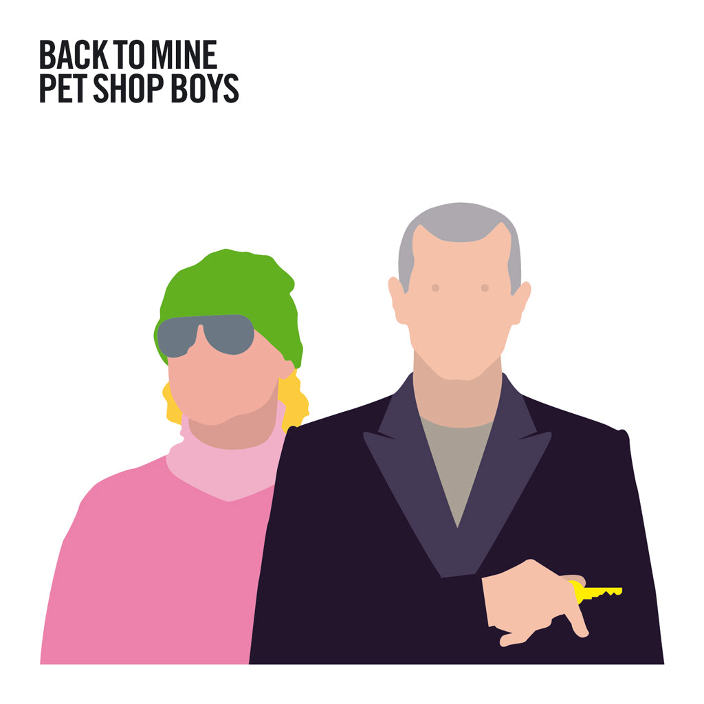 Back To Mine: Pet Shop Boys  (Double CD)