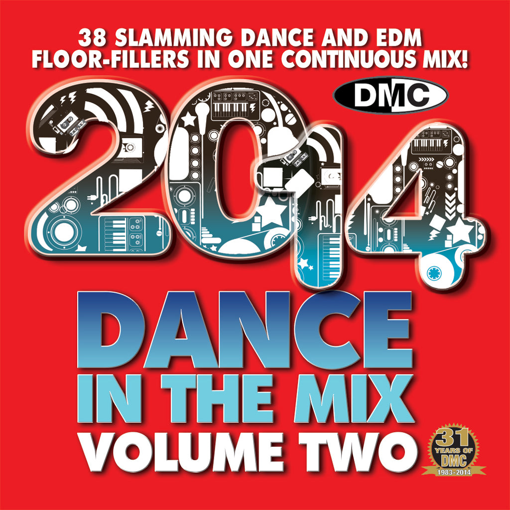 DMC Dance In The Mix 2014 Volume 2 - New Release