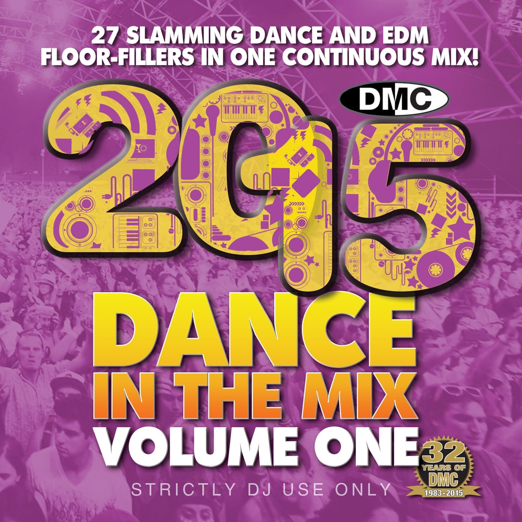 DMC DANCE IN THE MIX 2015 - New Release