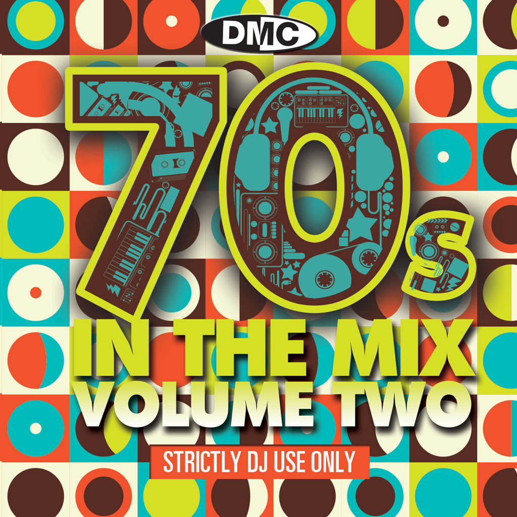 DMC 70s In The Mix Volume 2 - January 2017 release