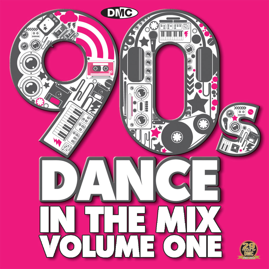 90s DANCE IN THE MIX - New Release