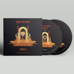 Back To Mine - Jungle - Double CD - Mixed and Unmixed - Released 18 October 2019