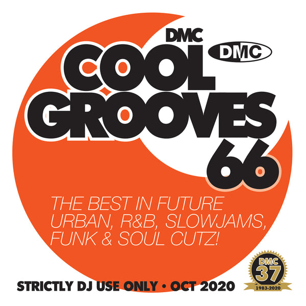 DMC COOL GROOVES 66 - October 2020 release