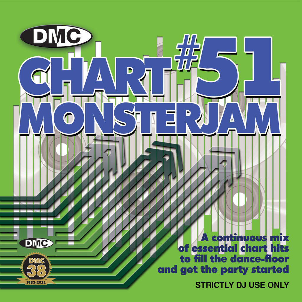 Check Out DMC CHART MONSTERJAM 51 - June 2021 release On The DMC Store