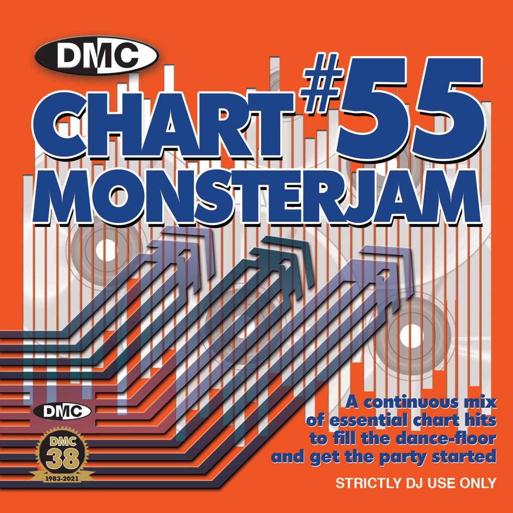 Check Out DMC Chart Monsterjam #55 - October 2021 release On The DMC Store