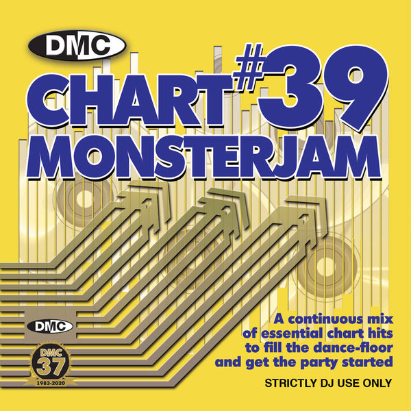 DMC CHART MONSTERJAM 39 - April 2020 release