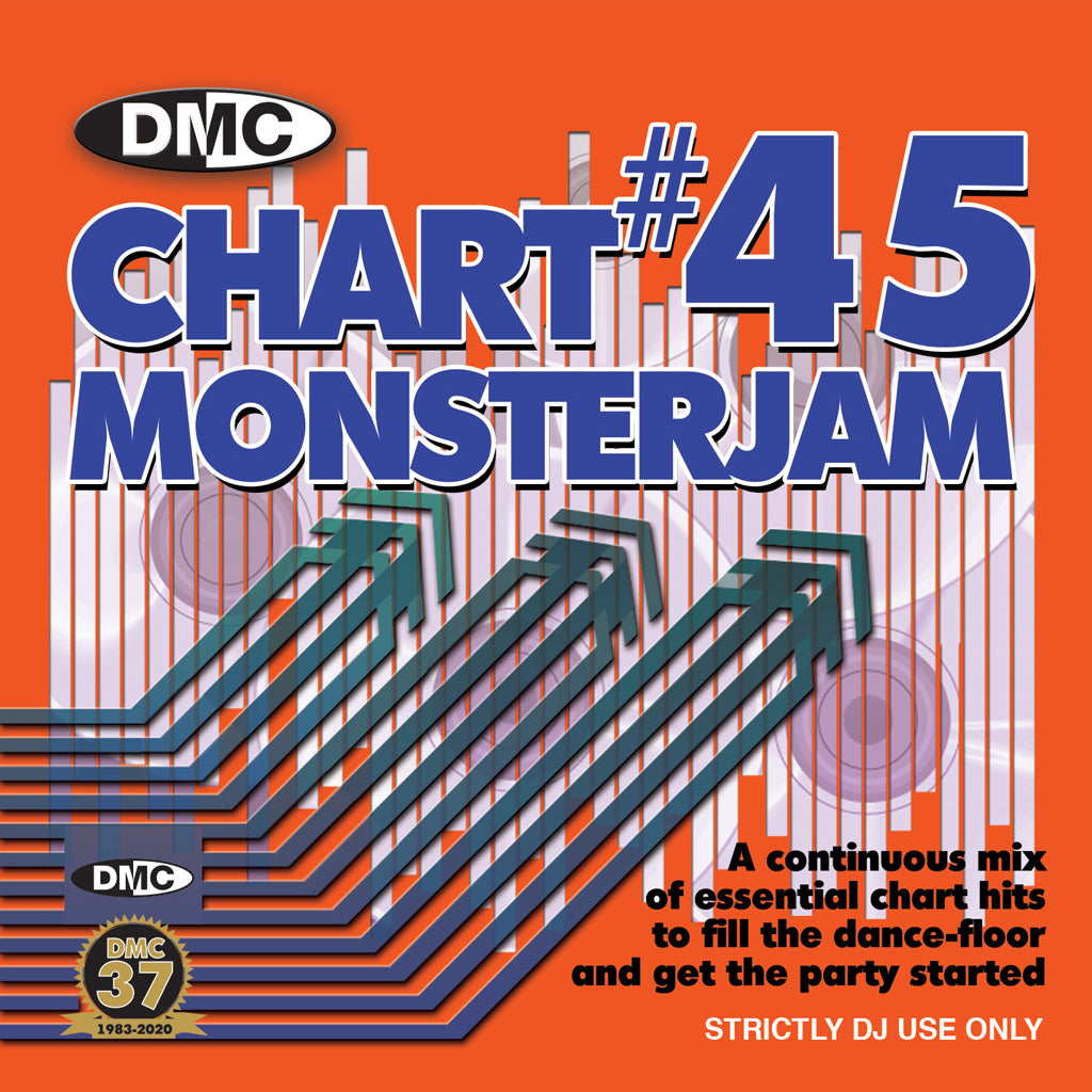 Check Out DMC CHART MONSTERJAM #45 - October 2020 release - not in discount sale On The DMC Store