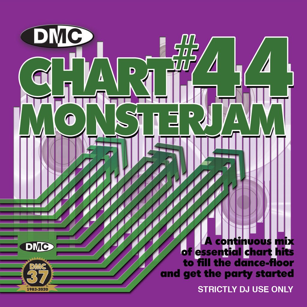 Check Out DMC CHART MONSTERJAM 44 - September 2020 release On The DMC Store