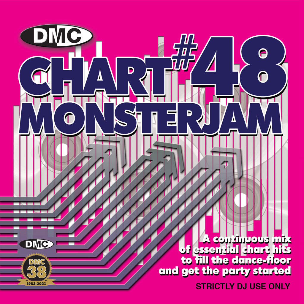 Check Out DMC CHART MONSTERJAM #48 - release mid February 2021 On The DMC Store