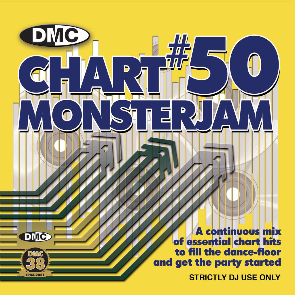 Check Out DMC CHART MONSTERJAM #50 - May 2021 release On The DMC Store