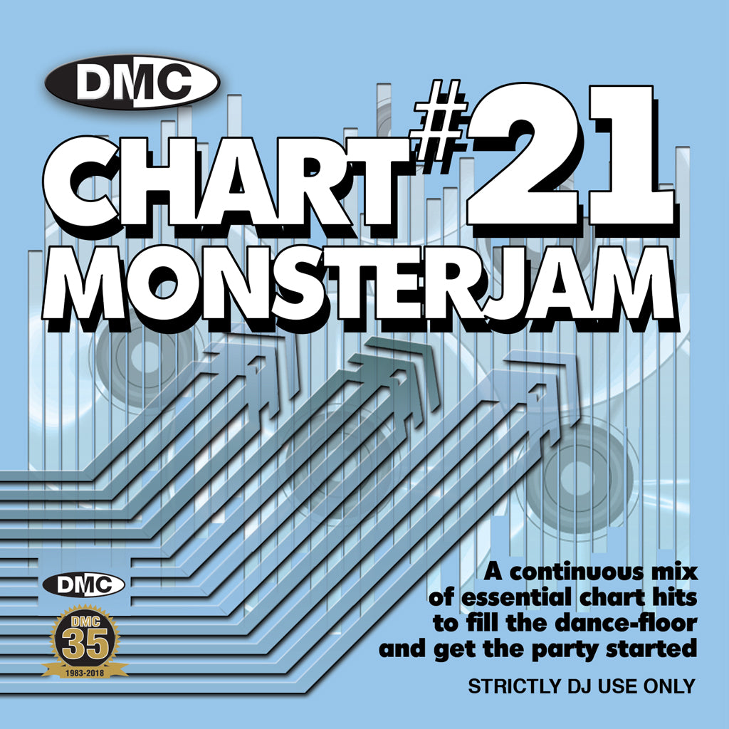 DMC Chart Monsterjam 21 - new release