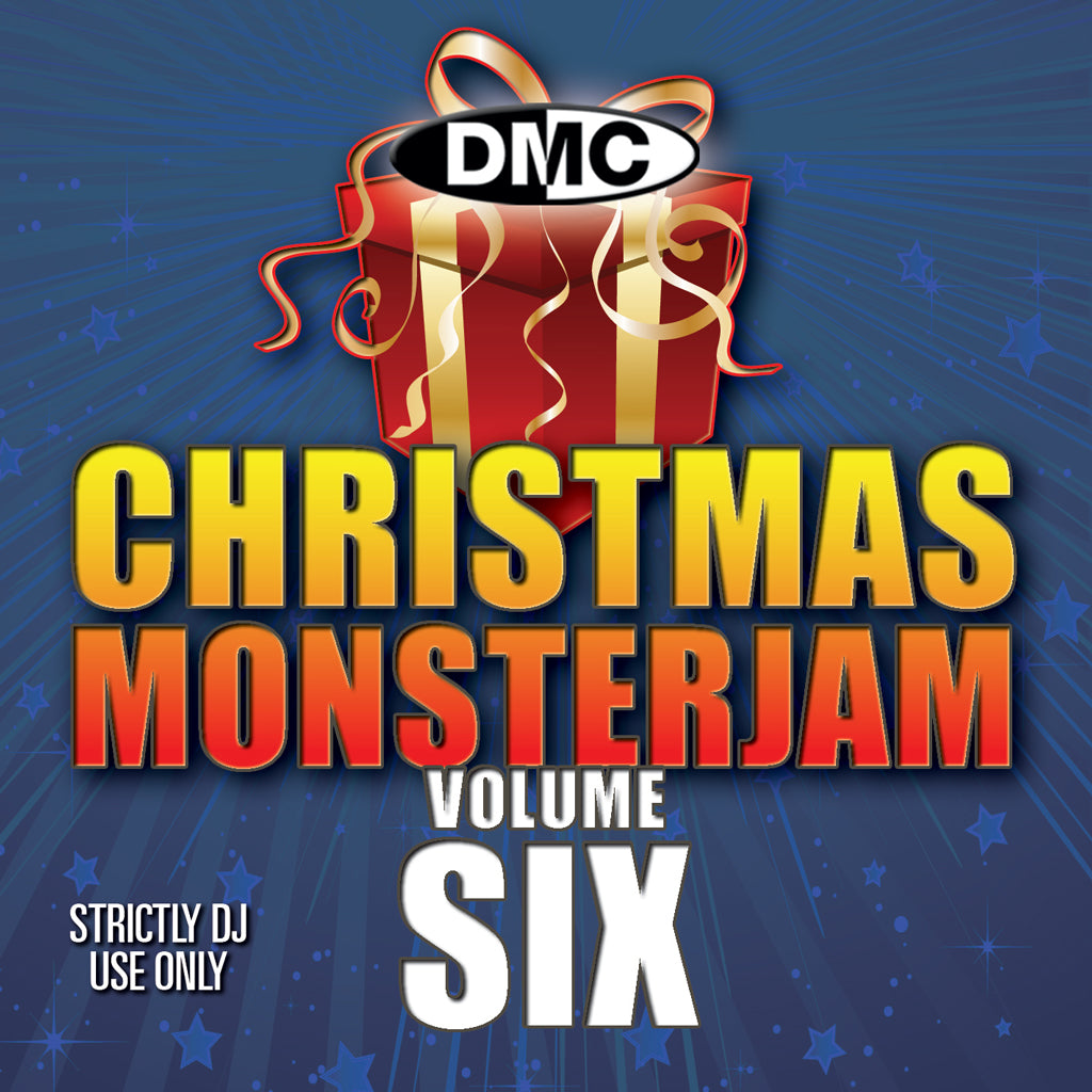 DMC CHRISTMAS MONSTERJAM 6 - NEW - December 2019