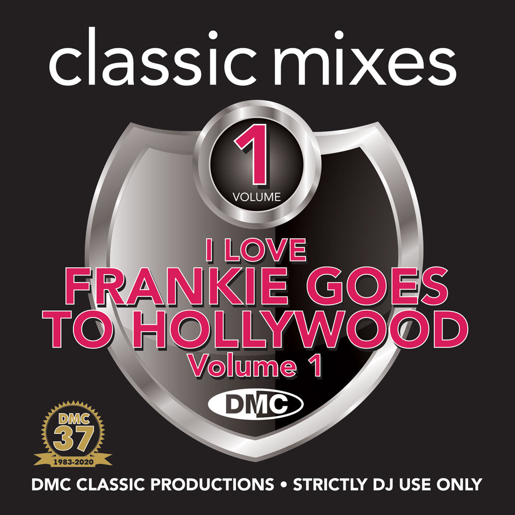 Check Out DMC CLASSIC MIXES – FRANKIE GOES TO HOLLYWOOD Vol.1 - April 2020 release On The DMC Store