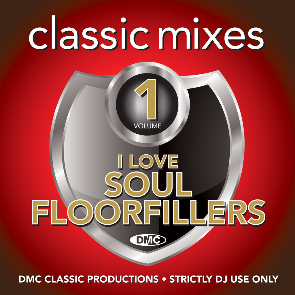 Check Out DMC CLASSIC MIXES 83 – I LOVE SOUL FLOORFILLERS - November 2019 release On The DMC Store