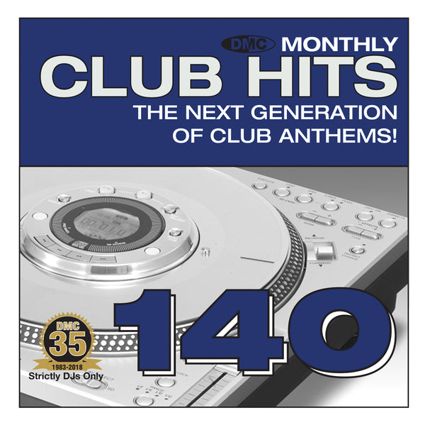DMC CLUB HITS 140 - March 2018