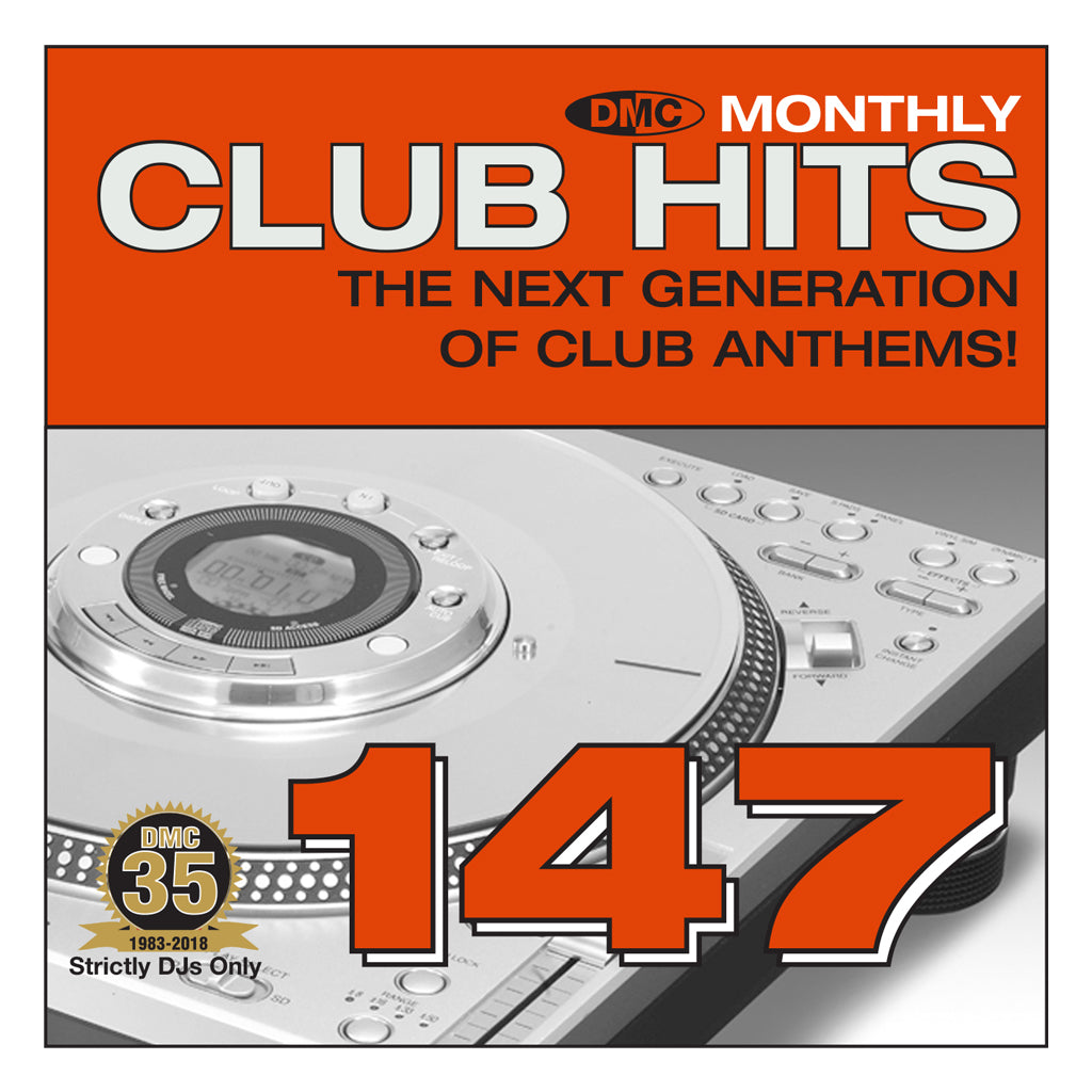 Check Out DMC CLUB HITS 147 - MID OCTOBER RELEASE On The DMC Store