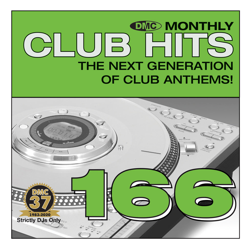 Check Out DMC CLUB 166 - May 2020 On The DMC Store