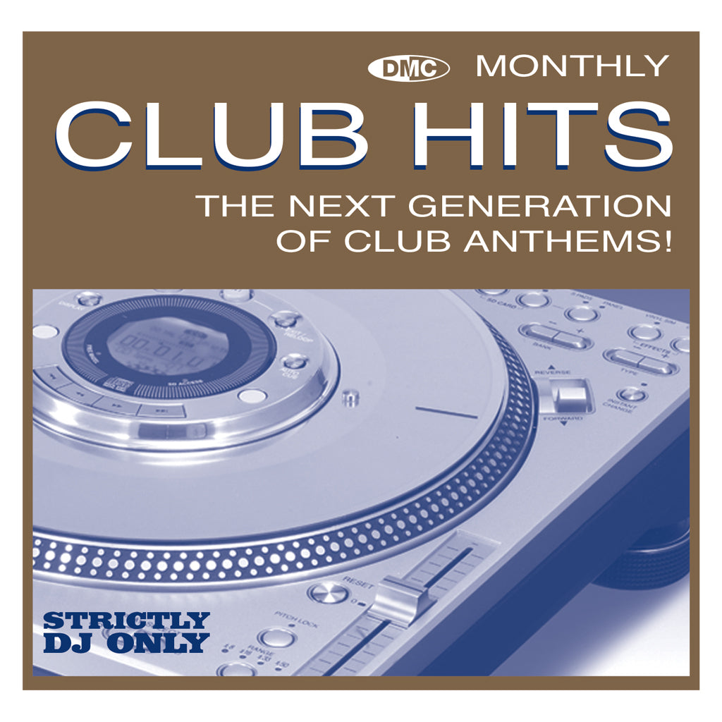 DMC DJ SUBSCRIPTION - 6 MONTHS - ESSENTIAL CLUB HITS - Mid Month CD - UK ONLY - A 5% CD discount plus only 1 postage payment, 5 months postage FREE - The next generation of club anthems