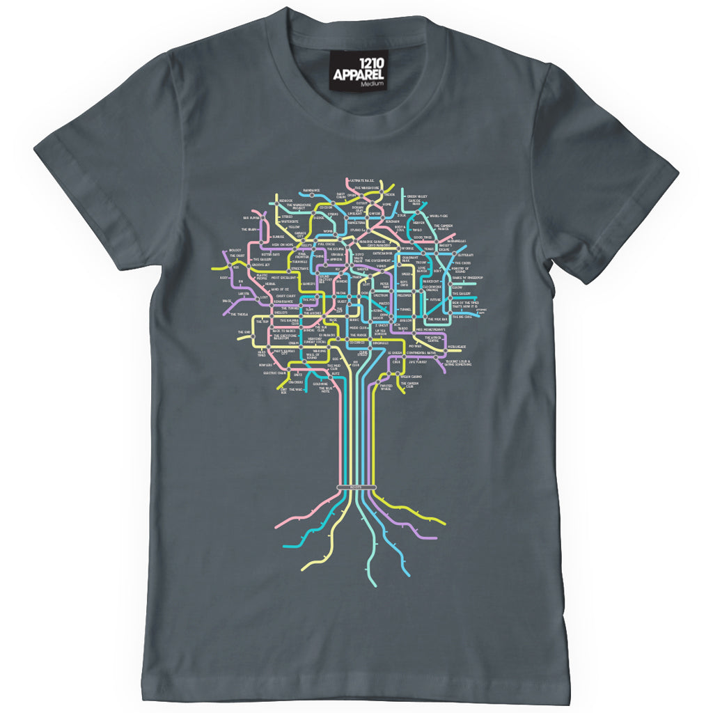 Check Out Club Roots T. Shirt On The DMC Store