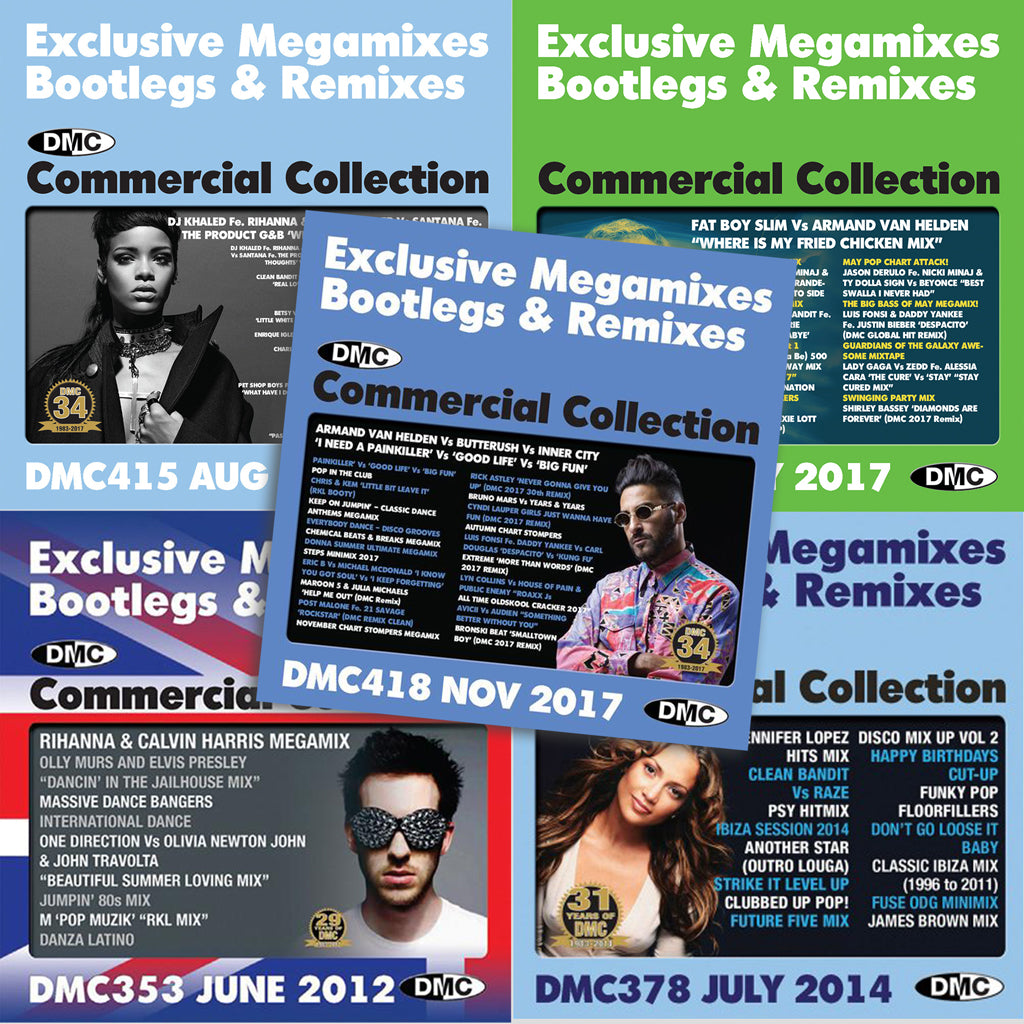 Check Out DMC Commercial Collection Offer 60 On The DMC Store